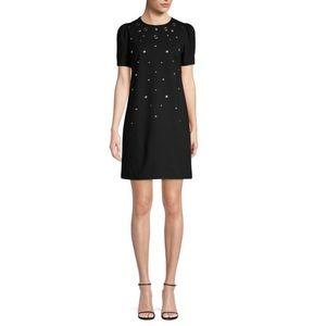 Michael Kors Grommet Studded Mini Dress